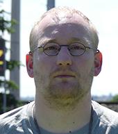 Ansprechpartner Senior Tackle Paul Martens