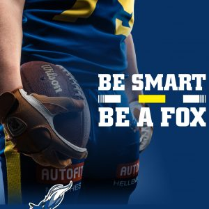 Be smart - be a junior fox