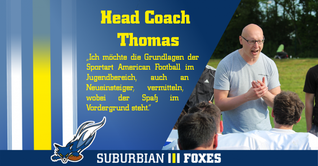 Interview Jugendheadcoach Thomas Bartsch