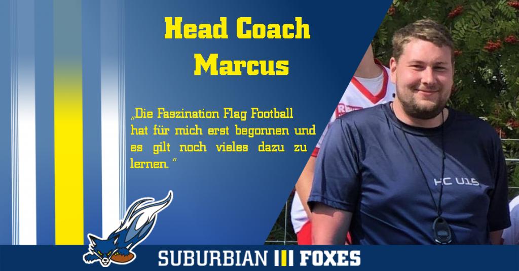 Interview Headcoach U15 Marcus Kratzert