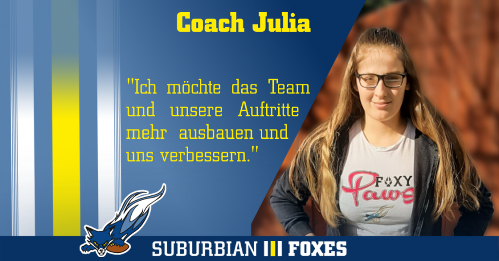Interview Coach Julia Hartmann