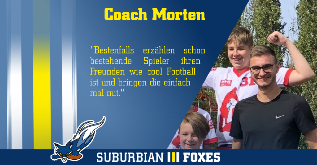 Interview Coach Morten Tenert