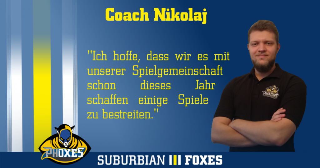 Interview Coach Nikolaj Marx