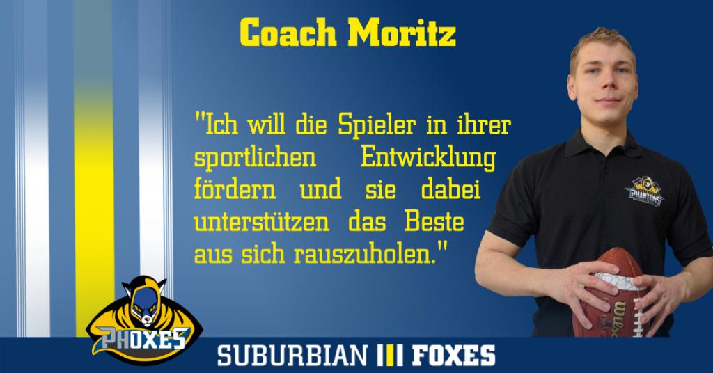 Interview Coach Moritz Kluwe